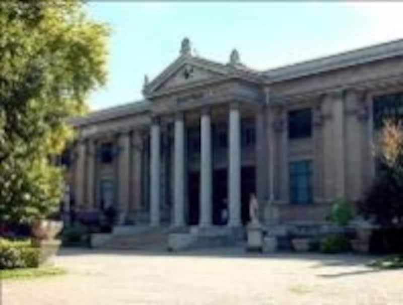 トプカプ宮殿に隣接する、元宮殿の建物