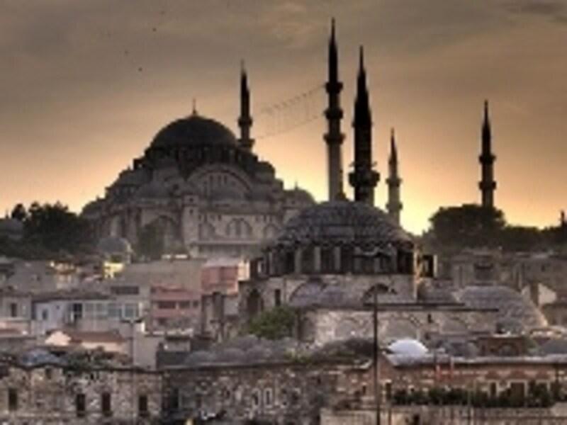 日没時のスレイマニエモスク