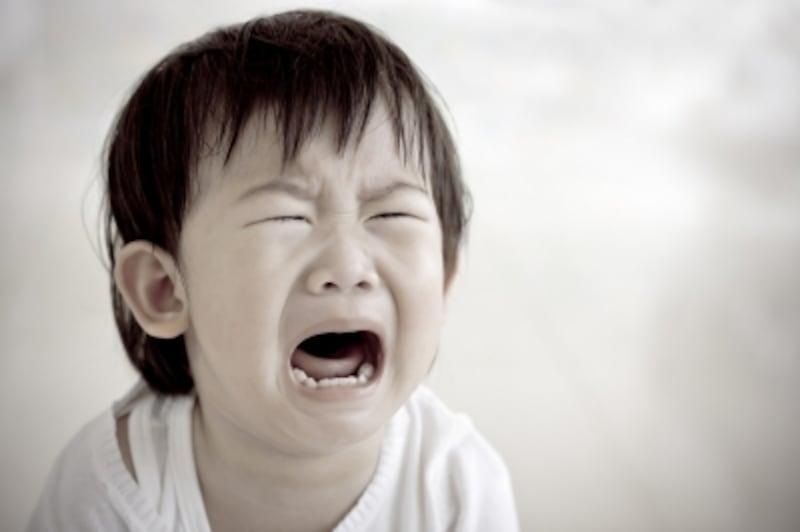 「イヤイヤ期」とも言われる第一反抗期の2歳児の反抗的な態度は、わがままなのか?自己主張なのか?