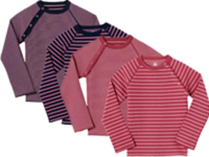 出産祝いプレゼントにぴったりのヨーロッパブランド、プチバトー(PETIT,BATEAU)。今秋の通販可能なベビー子供服。