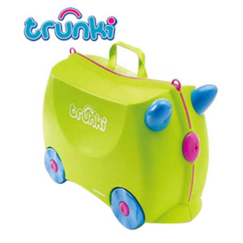 子供用リュックサック・キャリーバッグ・バックパック・スーツケースで海外旅行も身軽に!