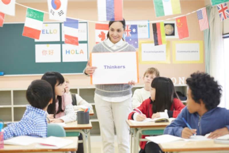 インターナショナルスクールは、日本に住む外国籍を持つ子どもたちの学校