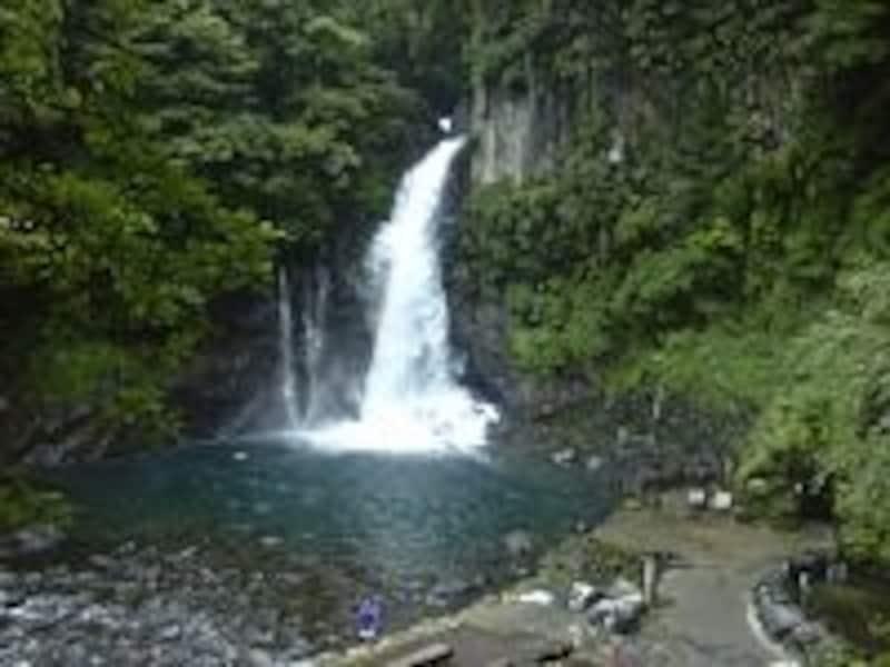 河津七滝・大滝(2002年6月撮影)