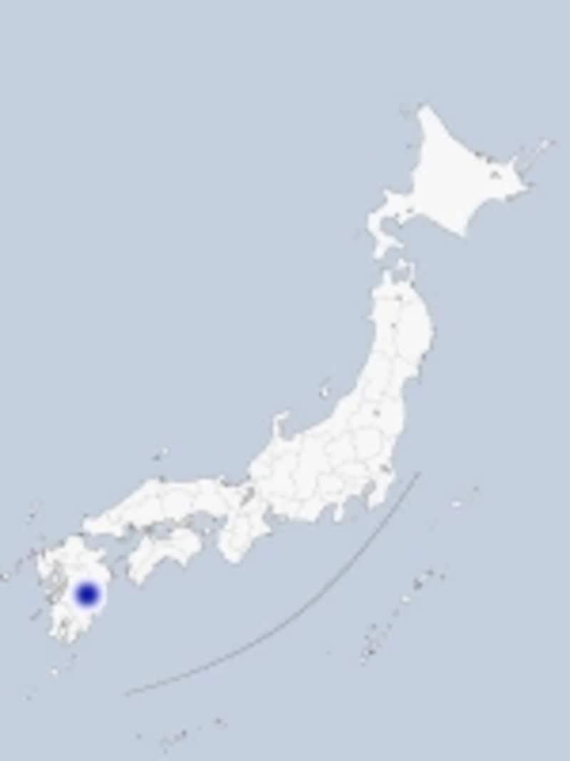 第5位:高千穂峡・真名井の滝(宮崎県)