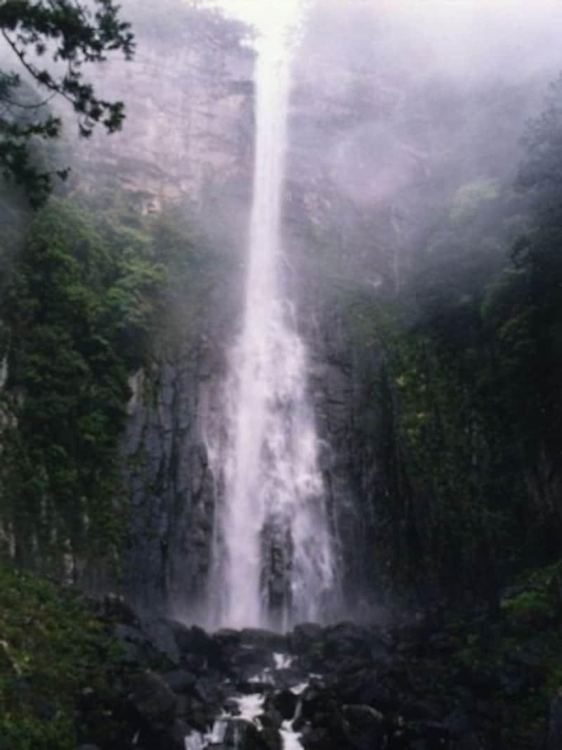 那智の滝(1998年10月撮影)