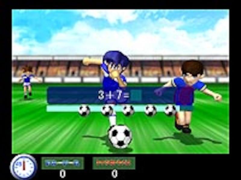 トーナメントの画面イメージ