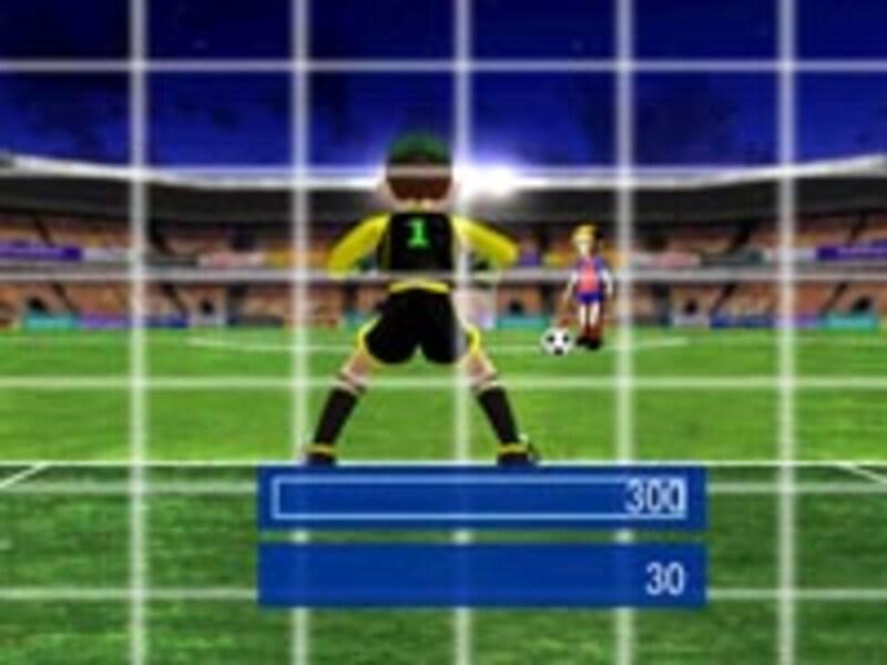PK練習の画面イメージ
