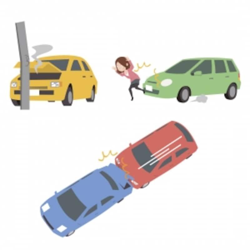 自動車保険と人身傷害保険