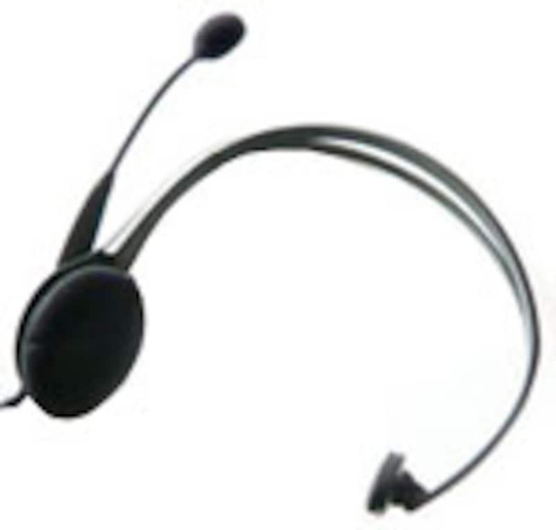 ヘッドセットを使って発音できるBE-GO