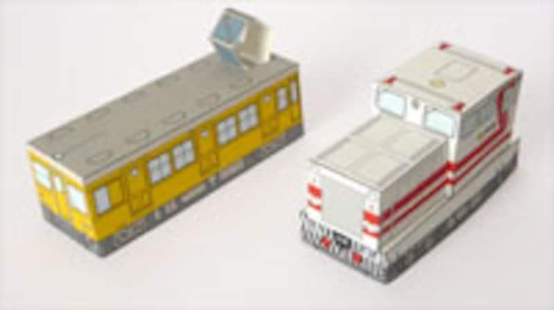 簡単に作れる電車がいっぱい!そうてつキッズペーパークラフト