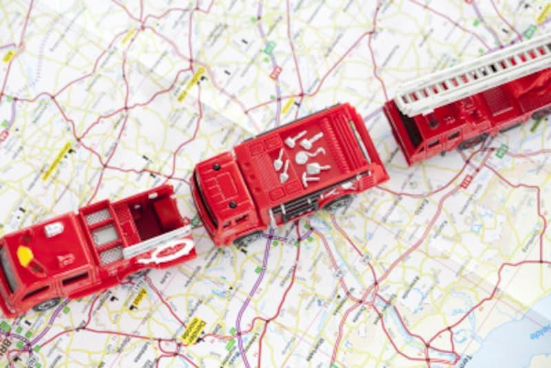 消防署の仕事 小学生向け調べ学習サイト