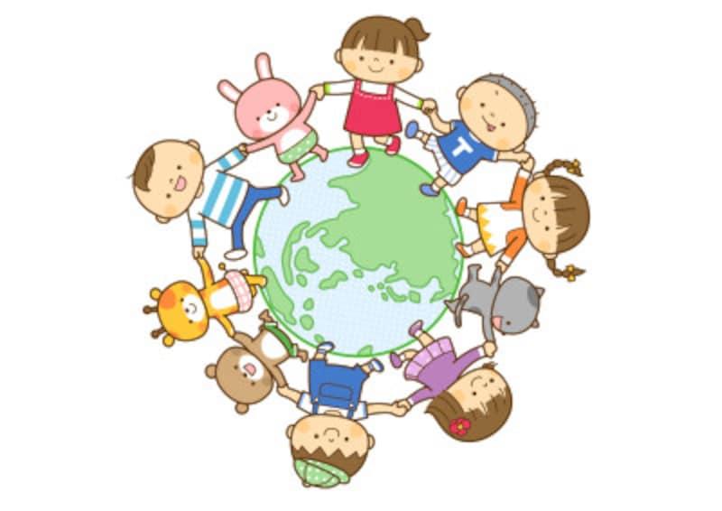 あいさつ言葉から世界への興味を広げてみませんか