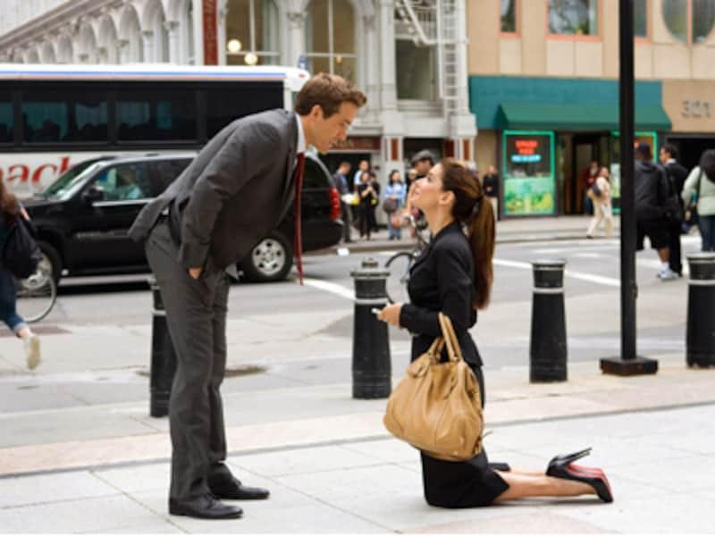 サンドラ・ブロック「あなたは私の婿になる」「The Proposal」