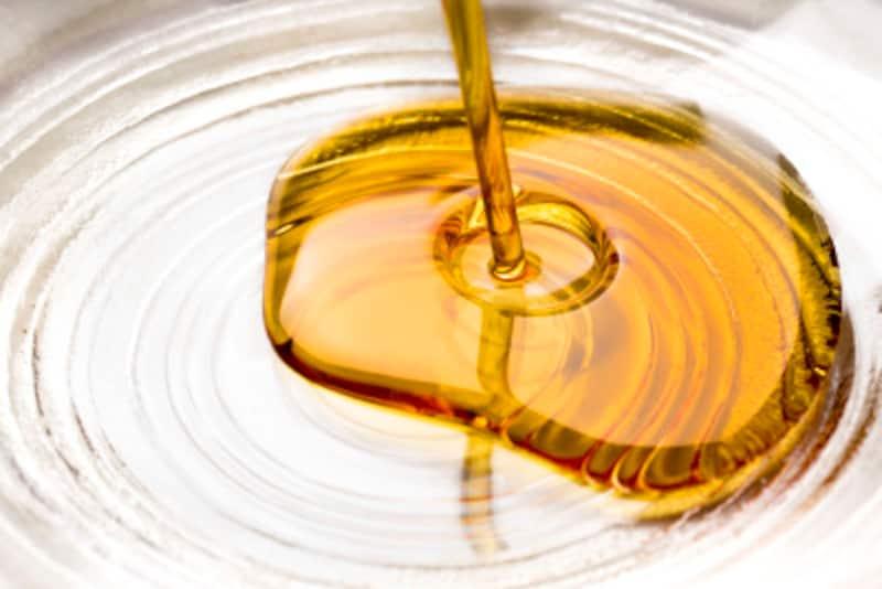 油脂類のカロリー表を確認しよう