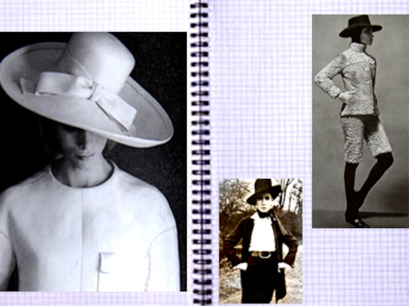 hat styling
