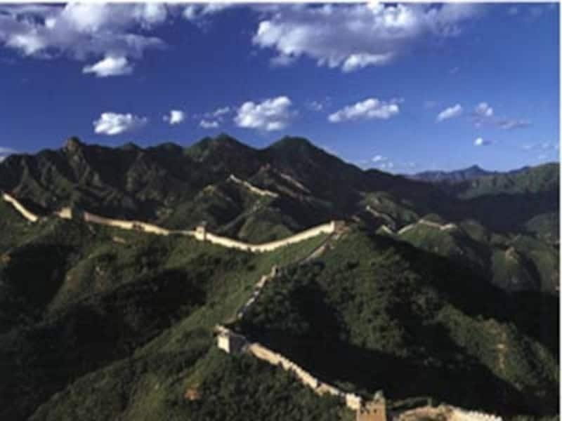 大きな中国