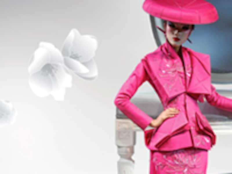 Dior ガリアーノが魅せるニッポン