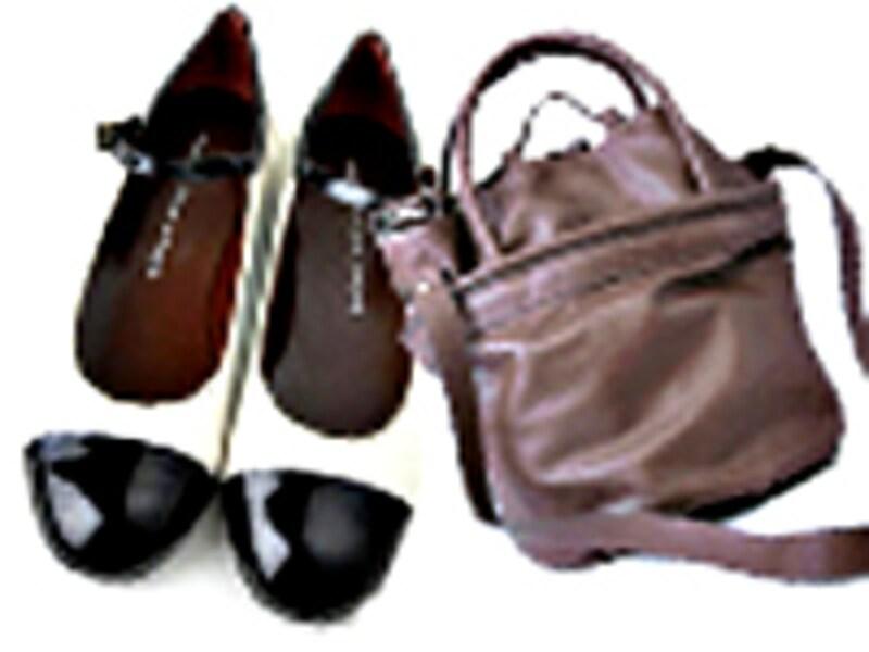 旅をお洒落に楽しむ靴とバッグ!
