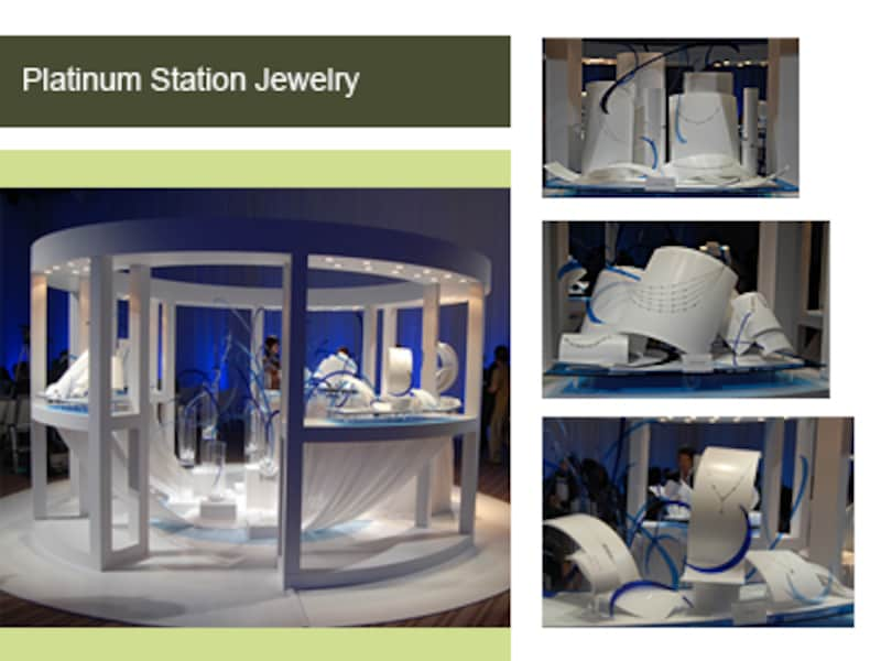 Platinum Station Jewelry
