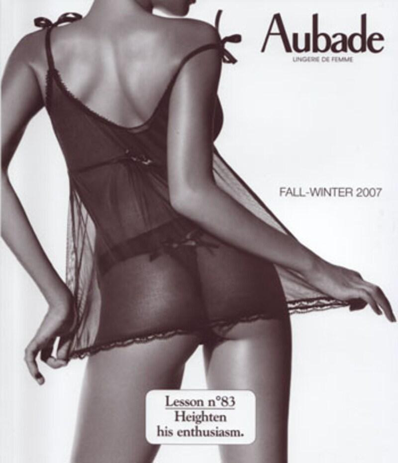 Aubade2007A/W