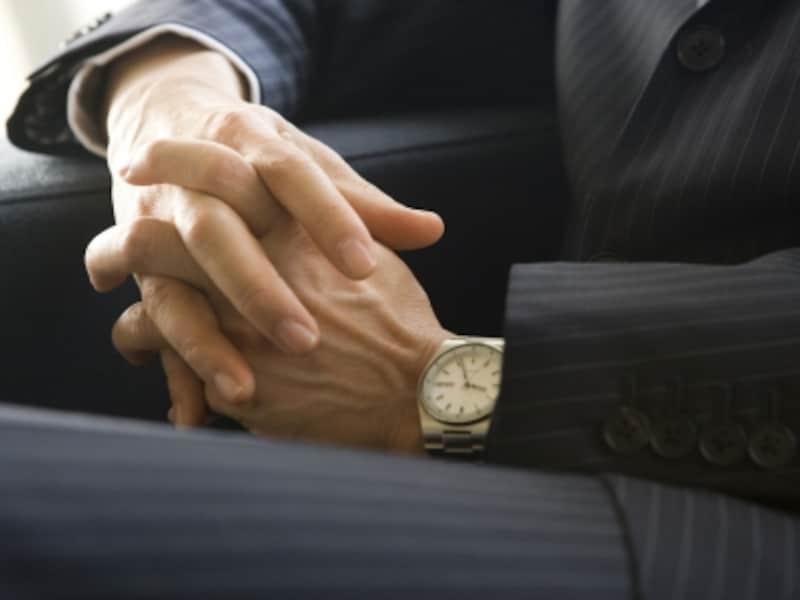 腕時計のケースやベルトも、人それぞれ似合う色や素材があります