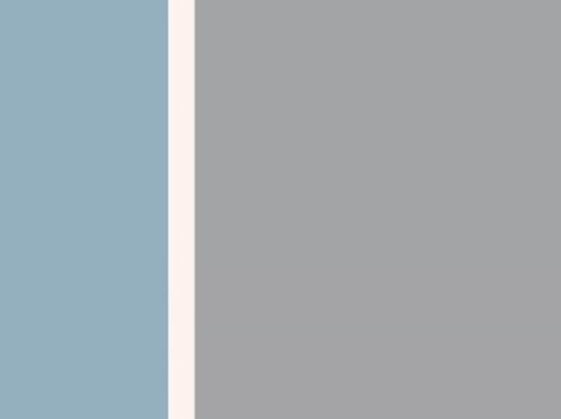 通勤スタイルの色使いについて。スモーキーブルー、ソフトホワイト、ブルーグレー