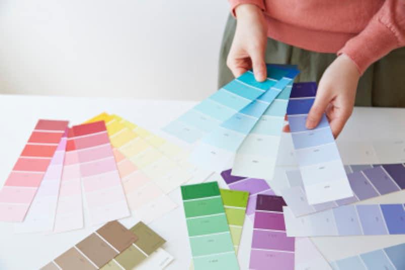 ペールトーンカラーとはどんな色なのか