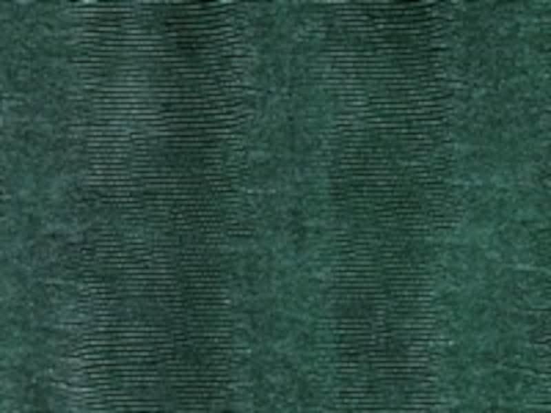 深みのあるブルーグリーンで、知的でキレのよさをアピール