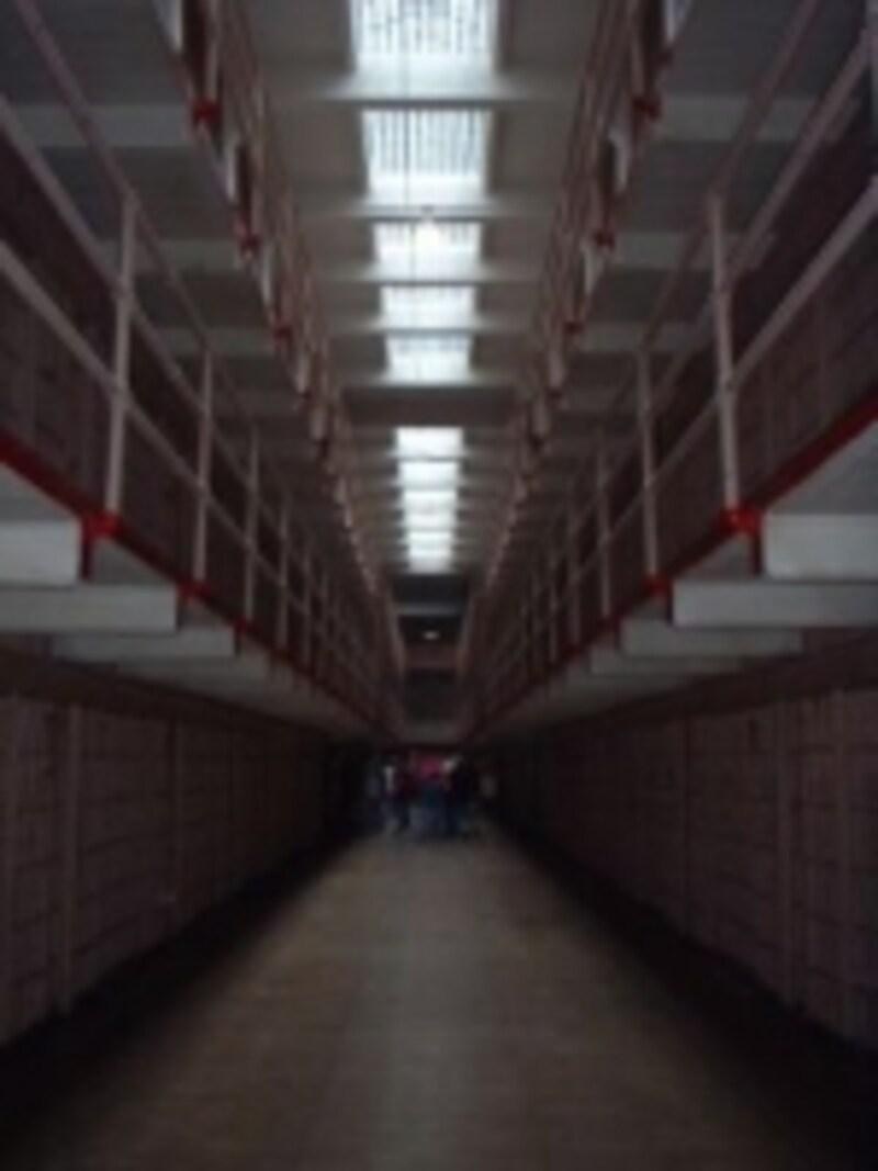 リアル刑務所を体験できます