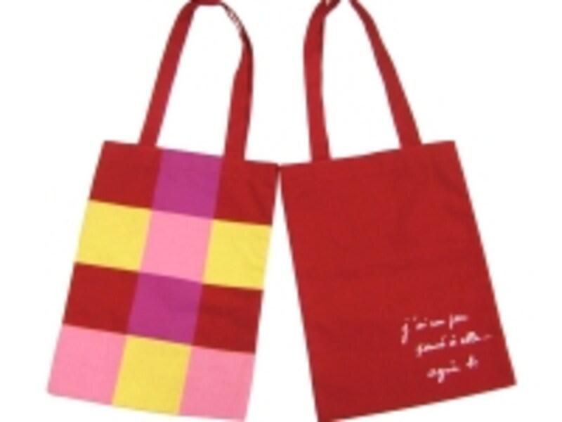 アニエスベーオリジナル布製バッグ