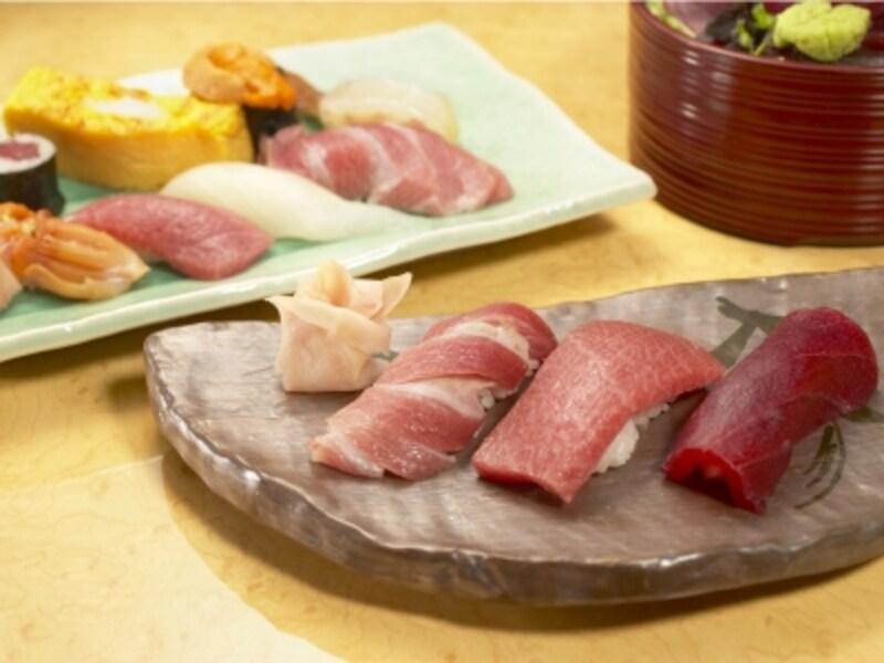 東京ではマグロが人気?みなさんはどの寿司ネタがお好きでしょうか?