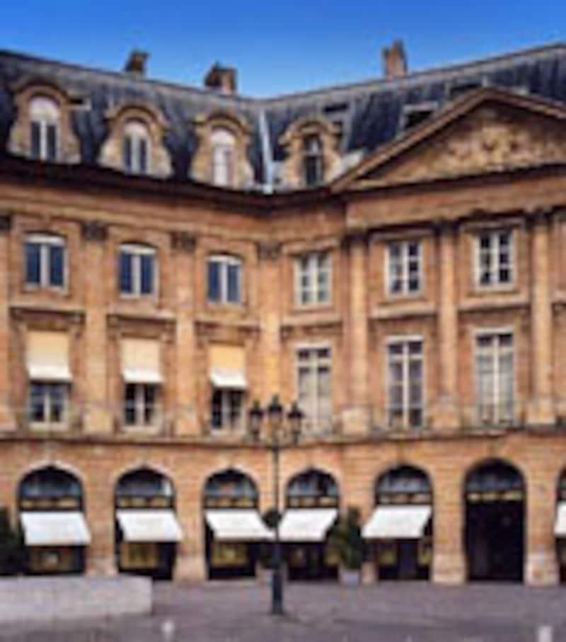 ヴァン クリーフ&アーペル_パリ本店画像