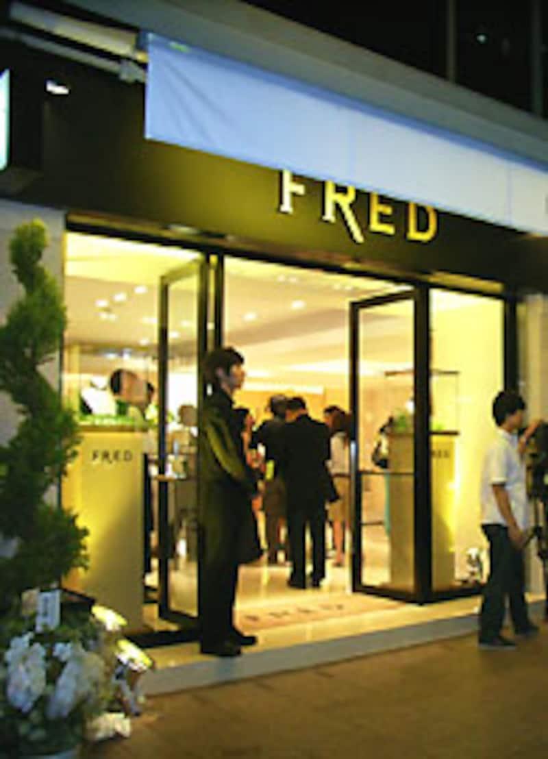 フレッドのブティック画像