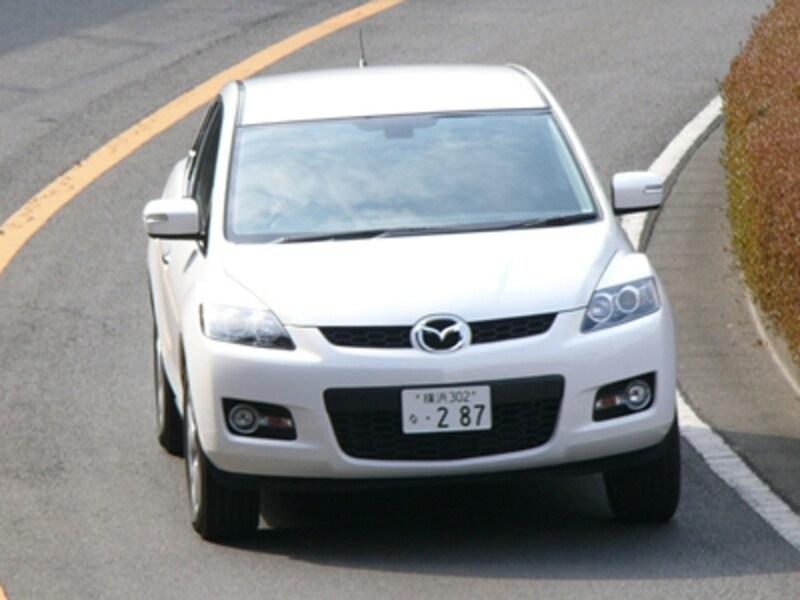 CX-7 走り