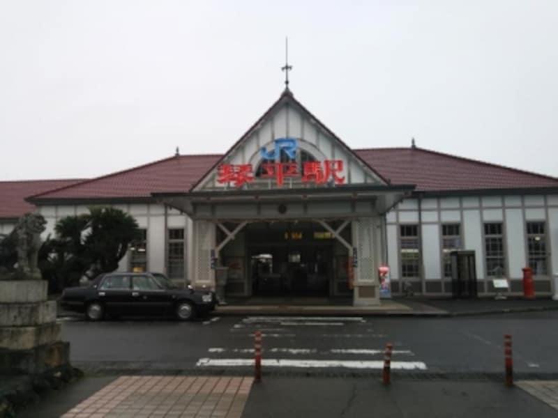 金刀比羅宮への最寄り駅/JR琴平駅