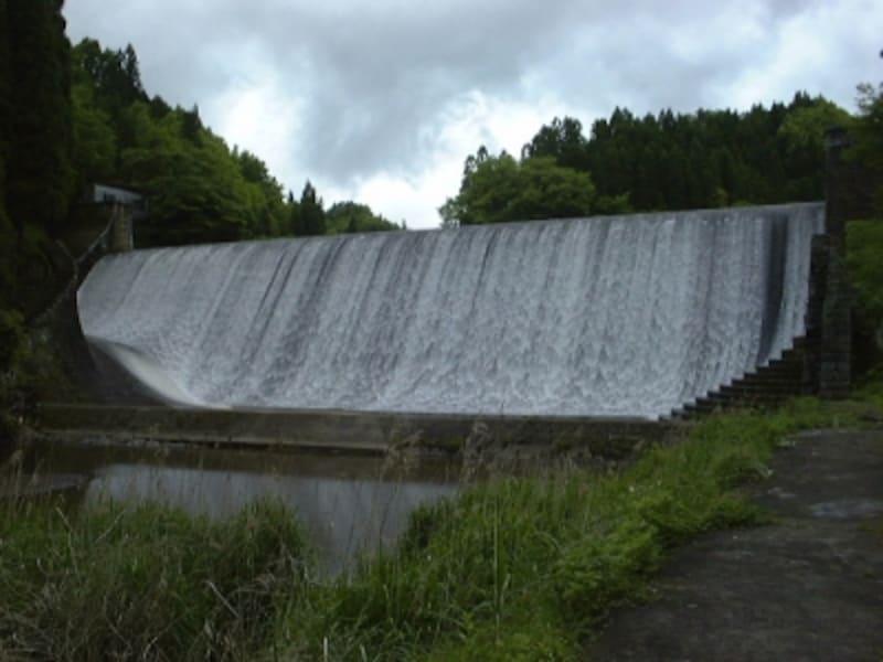 白水溜池堰堤(3)