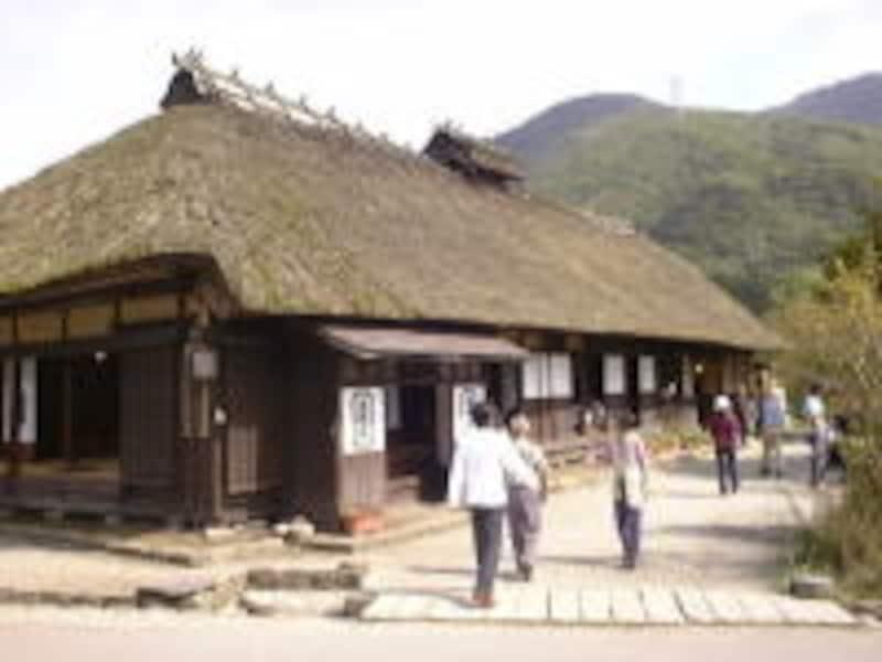 大内宿・三澤屋
