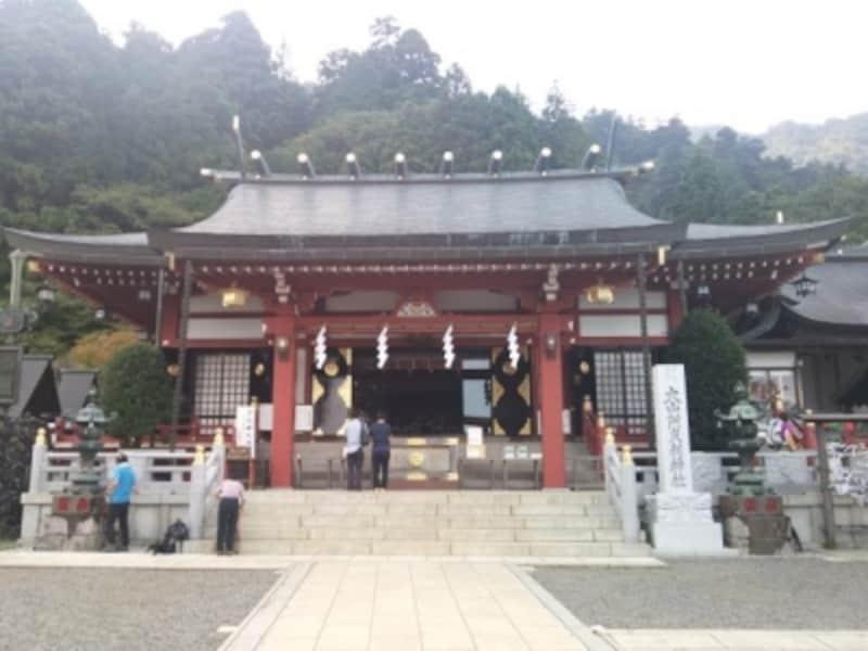 大山阿夫利神社下社(1)