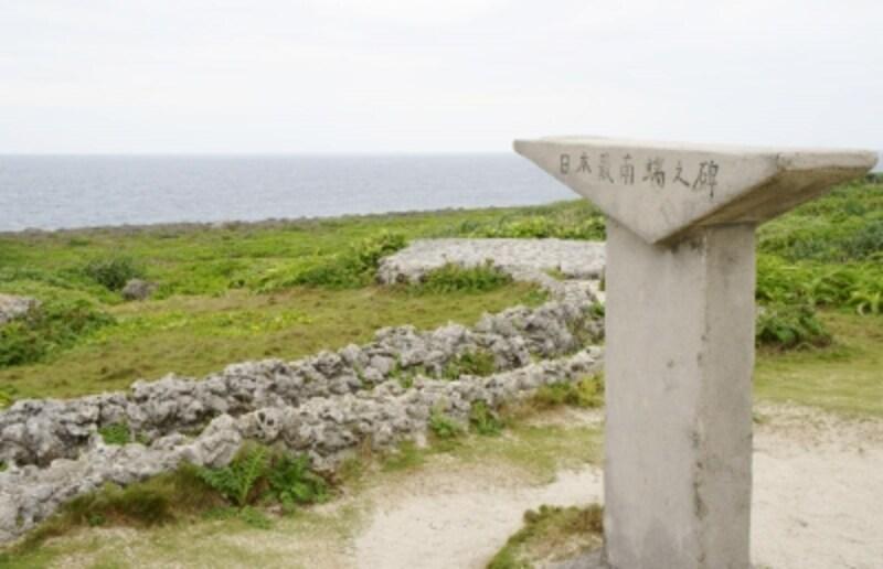 最南端:波照間島・高那崎