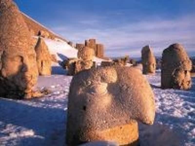 東部アナトリアの観光名所、ネムルトダー遺跡も5~11月のみオープン