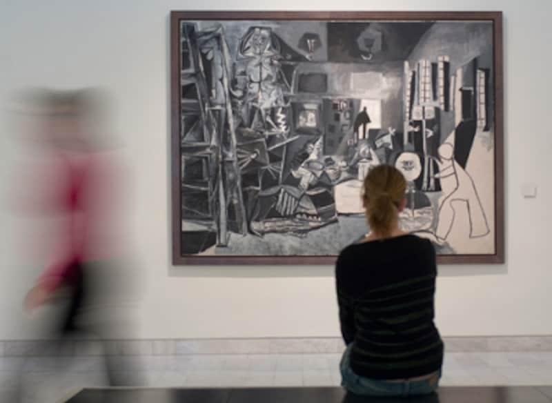 多感な思春期をバルセロナで過ごした天才画家ピカソの美術館。