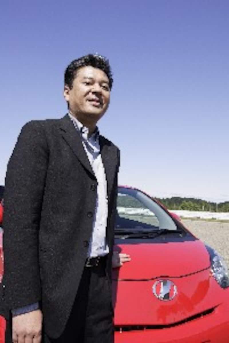 トヨタiQ・チーフエンジニア