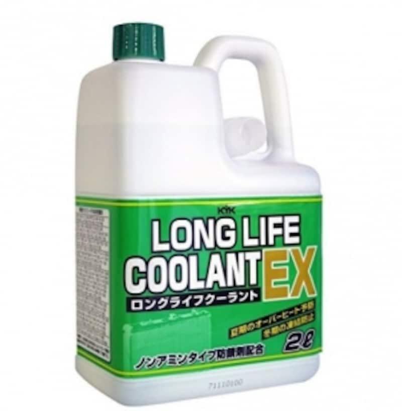 冷却水、LLC