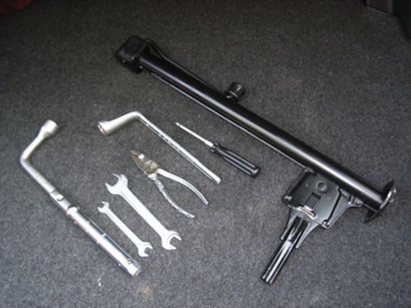 車載工具の一例