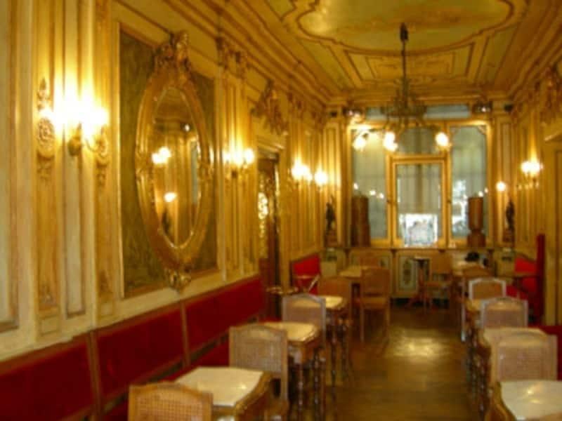 ベネチアはイタリアで最も早くコーヒー文化が花開いたところ