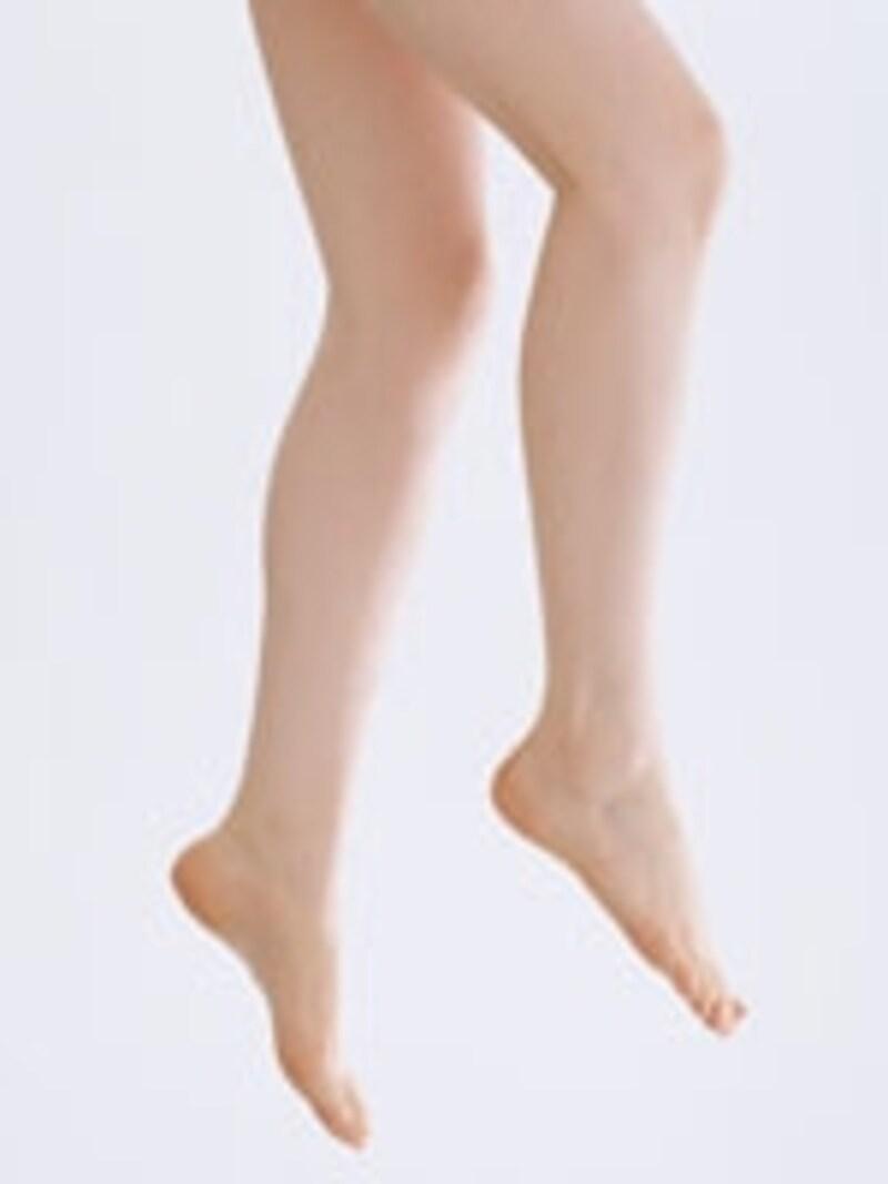 足には体重の何倍もの重力がかかります