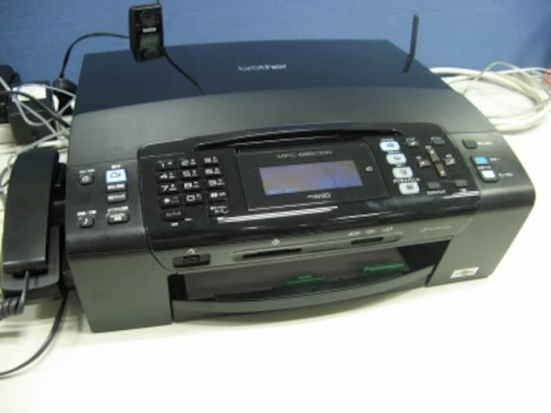 ブラザーが2009年9月に発売した「MyMioMFC-695CDN」