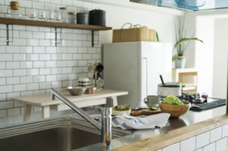 キッチン大掃除は、日常的に手が届きづらいところを中心に行うのがポイント