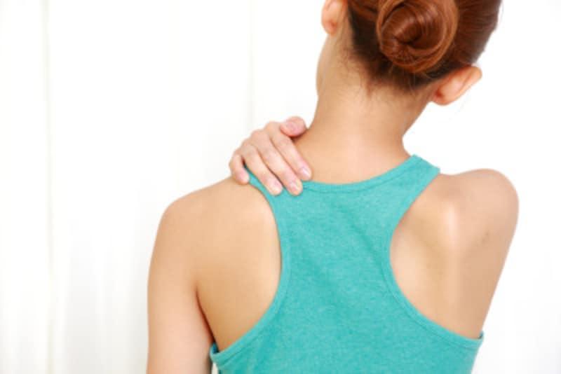 首、肩コリが集中力低下の原因!
