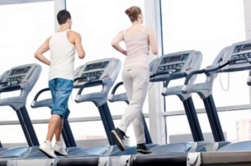 カロリー消費の大きい有酸素運動マシンは何?